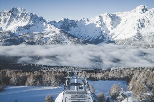 Skigebiet 3 Zinnen