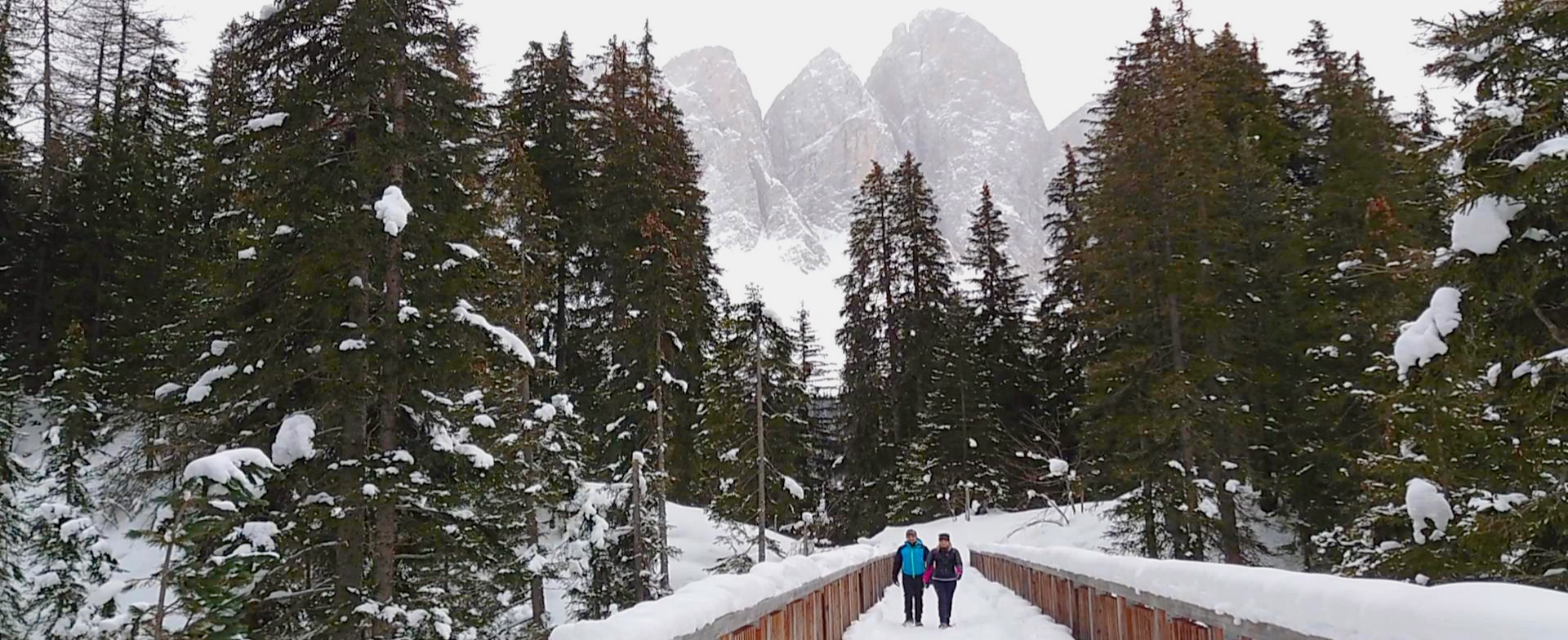 Naturerlebnisweg – Villnösser Alm - Villnössertal - Almen in Südtirol – Winterwandern Eisacktal - I mog südtirol – Wandern in Südtirol
