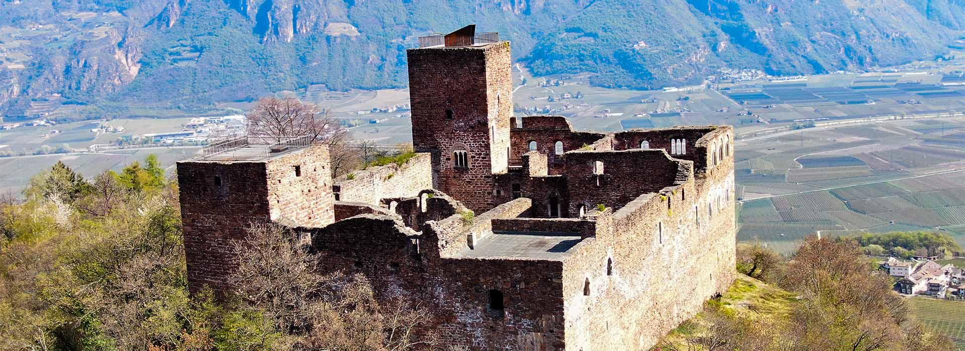 Drei Burgenwanderung - Burg Boymont