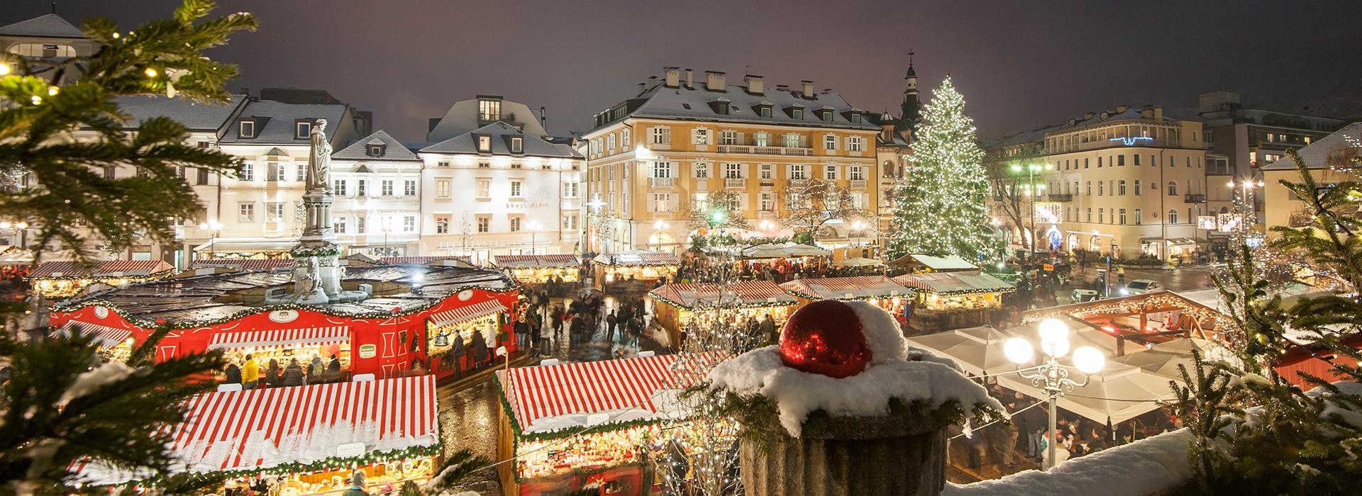 Weihnachtsmarkt Bozen © Tv Bozen