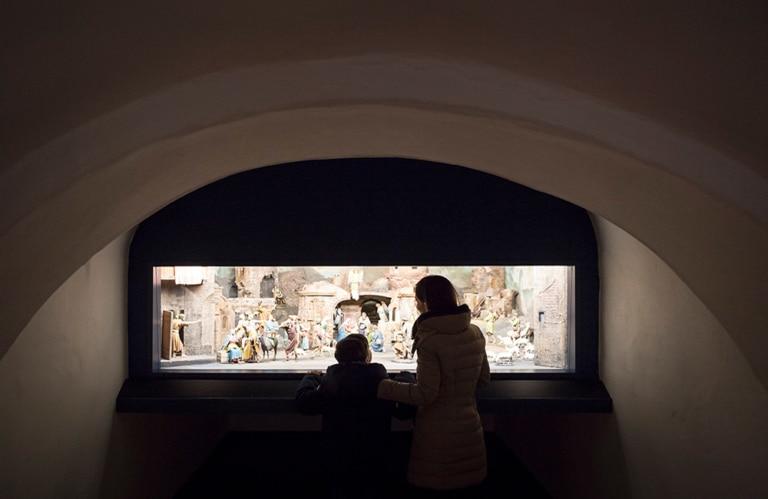 Krippenmuseum in der Hofburg Brixen © Tv - Brixen