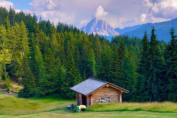 Rodeneckeralm – Südtirol