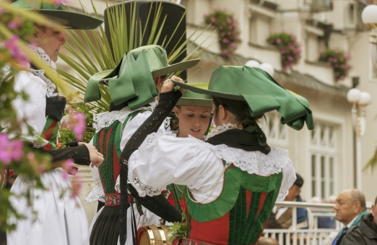 Traubenfest in Meran © IDM- Frieder Blickle
