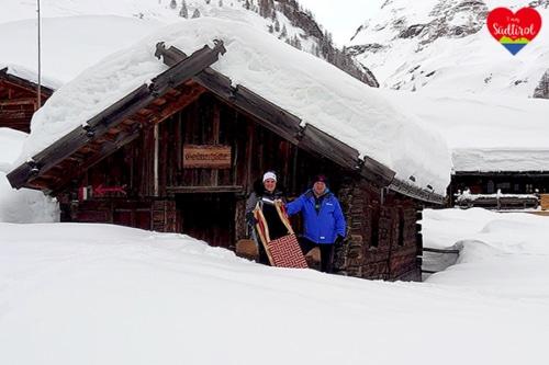 Wanderung zur Fane Alm Vals (Südtirol)