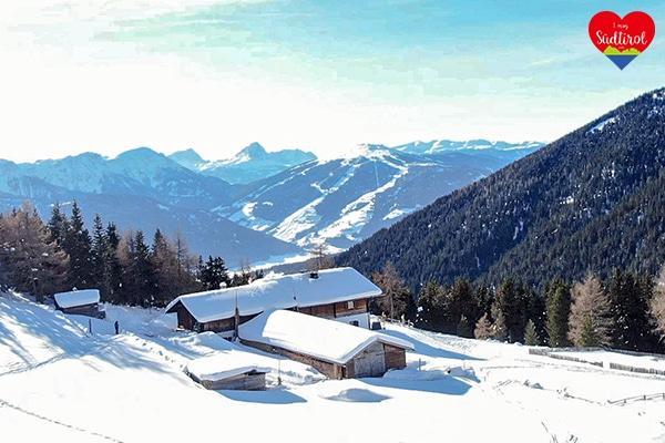 Wintertour Südtirol  – Taistneralm