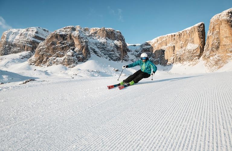 Alta Badia - Skifahrer (idm - Alex Moling)