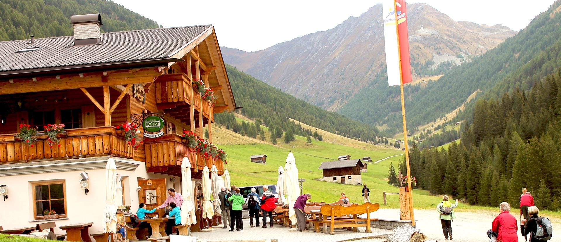Altfasstal_Almen in Südtirol - Meransen