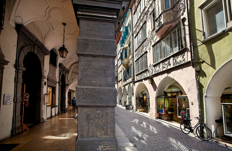 Altstadt Bozen © IDM - Daniel Geiger
