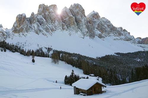 Wanderung zur Gampenalm Villnöss (Südtirol)