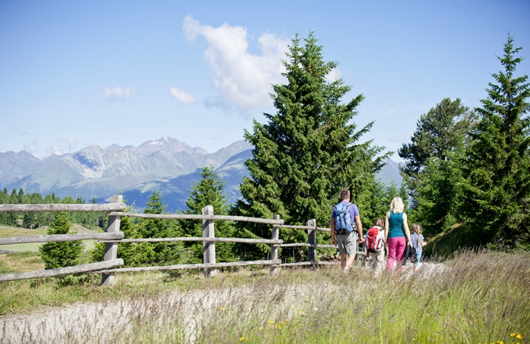Rodeneckeralm - Südtirol