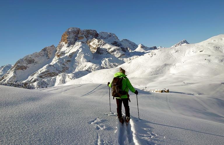Strudelkopf– Wandern Plätzwiese - Winterwandern EHochpustertal - I mog Südtirol – Wandern in Südtirol - Almen in Südtirol – Pragsertal – Pragser Wildsee – Drei Zinnen