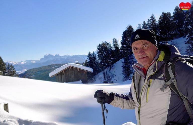 Winterwanderung zur Stöfflhütte