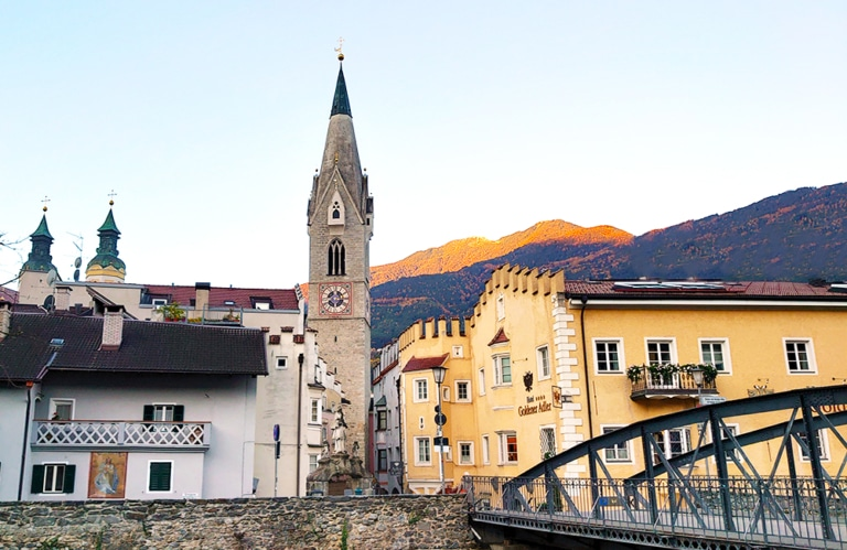 Adlerbrücke in Brixen © Südtirol Concerts GmbH