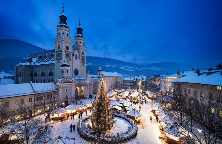 Weihnachtsmarkt in Brixen © Tv- Brixen