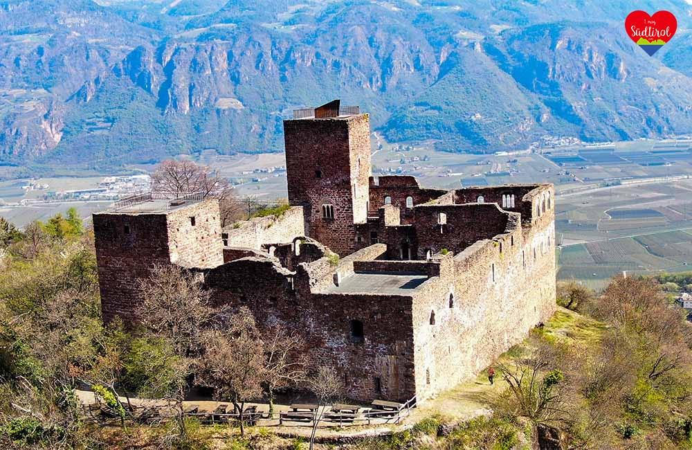 Drei Burgenwanderung – Burg Boymont
