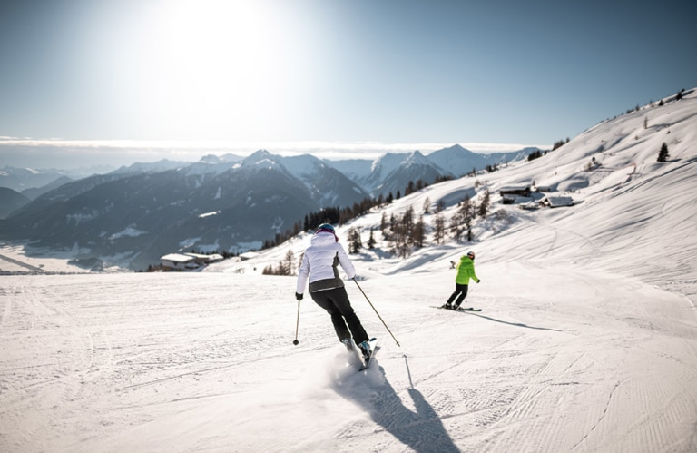 Skigebiet Rosskopf © Tv Sterzing