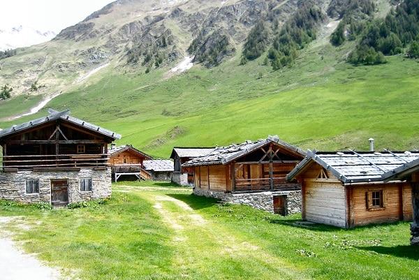 Fane Alm – Fane Almdorf – Vals – Eisacktal – Almen in Südtirol – Imog südtirol – Wandern in Südtirol