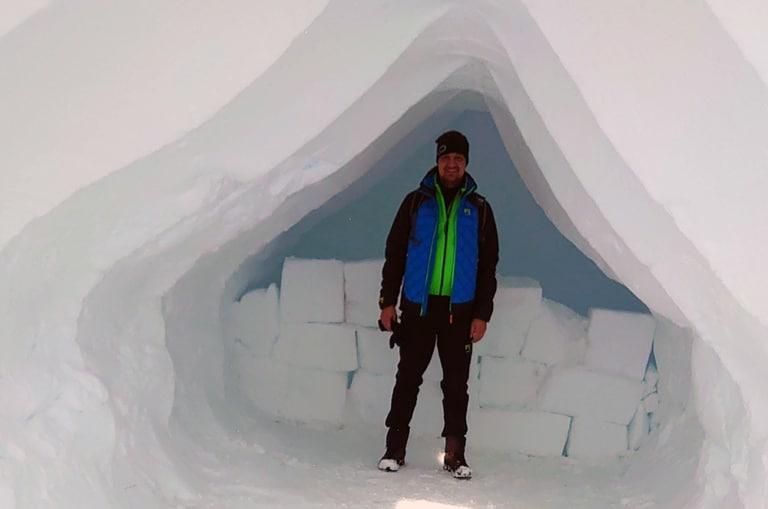 Großberghütte Iglu - Wanderung ins Altfasstal