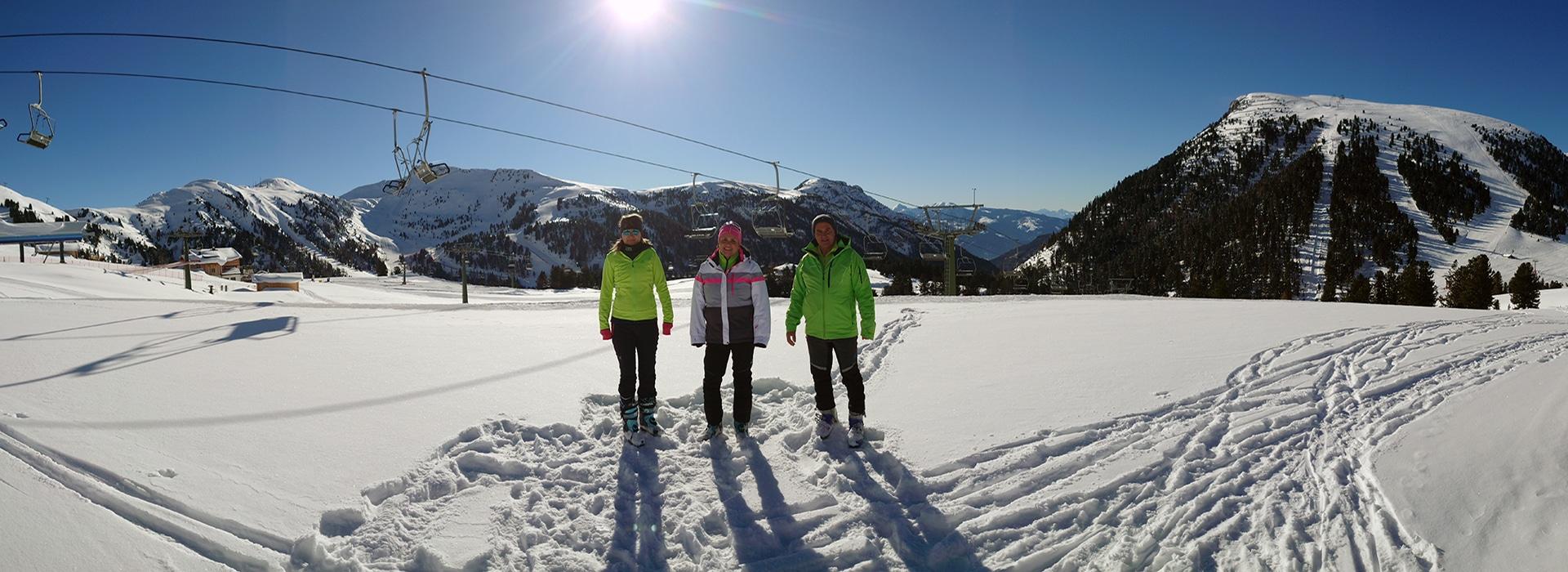 Obereggen – Ganischgeralm – Almen in Südtirol – Winterwandern Eisacktal - I mog südtirol – Wandern in Südtirol -Skiegebiet Obereggen