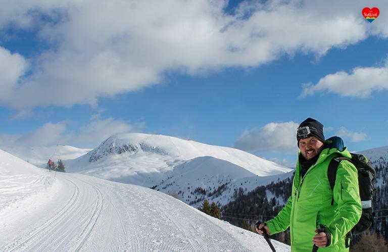 Wintertour Meran 2000 - Rückfahrt