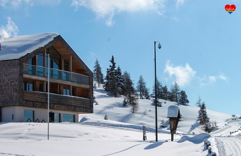 Winterwanderung auf der Rodeneckeralm - Starkenfeldhütte