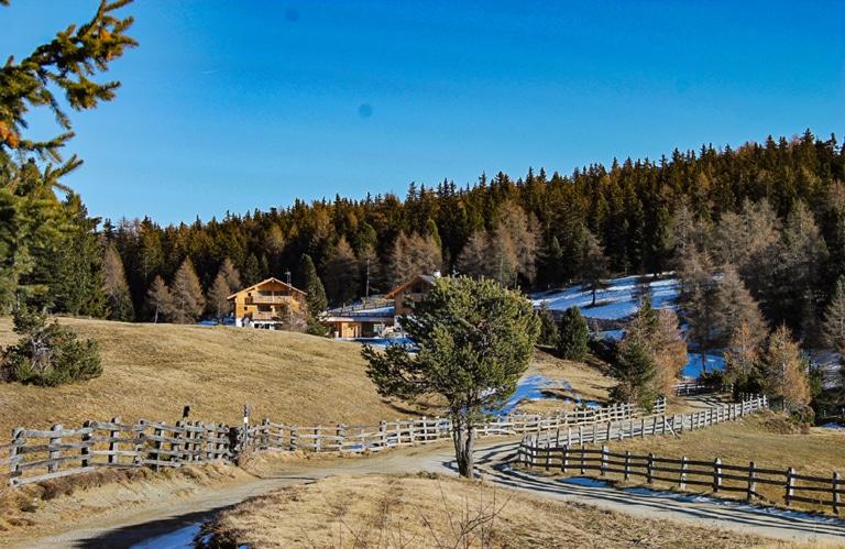 Rodeneckeralm Südtirol – sanfte Wanderwege