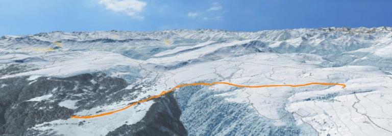 Villanderer Alm - Winter Südtirol