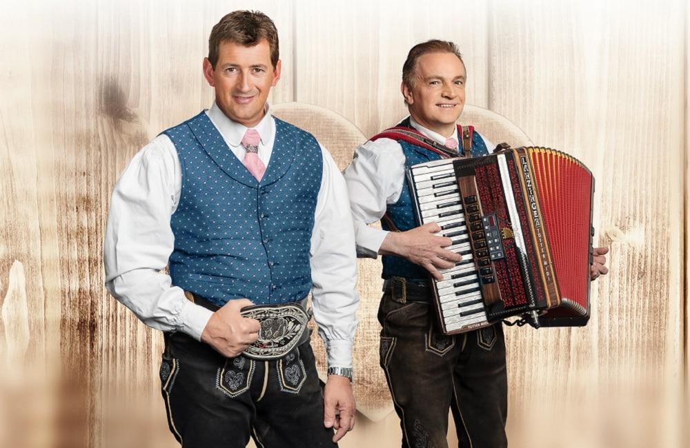 Die Ladiner - Muttertagsfest Meransen Südtirol Musikreise Gruppenreisen