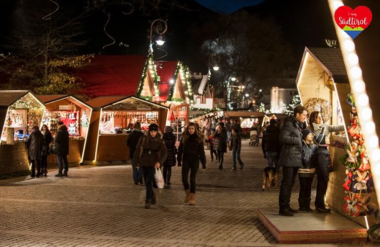Weihnachtsmarkt in Meran © IDM- Alex Filz