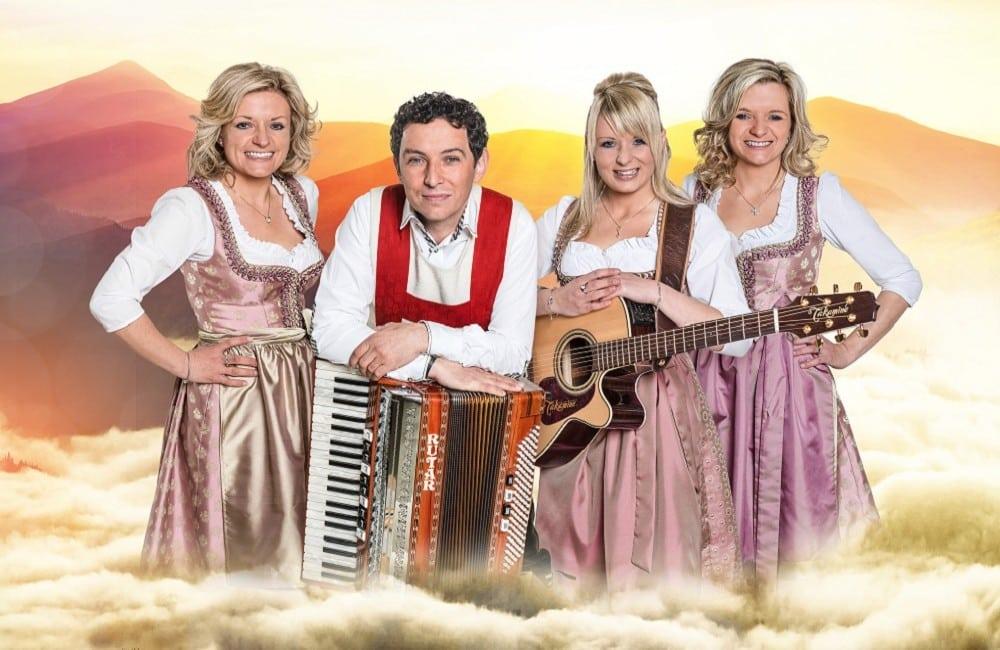 Geschweister Niederbacher beim Vatertagsfest in Meransen - Konzerte - Musikreisen