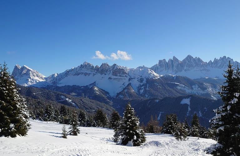 Plose - Rossalm - Winterwandern