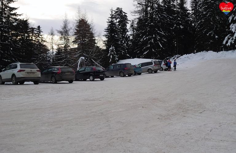 Wintertour zu Moarhofalm