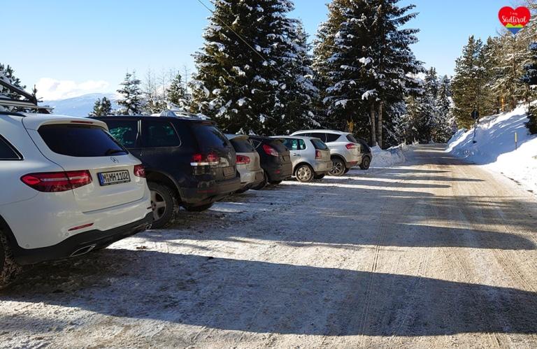 Winterwanderung Rossalm - Parkplatz Geisler