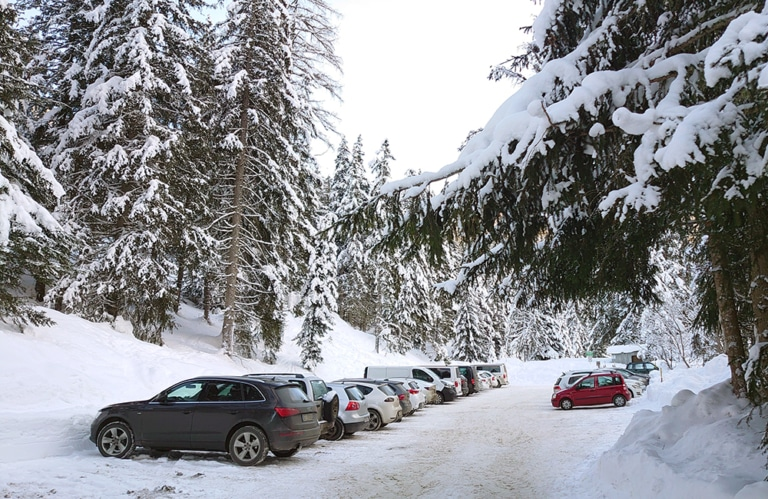 Winterwanderung Villnösstal