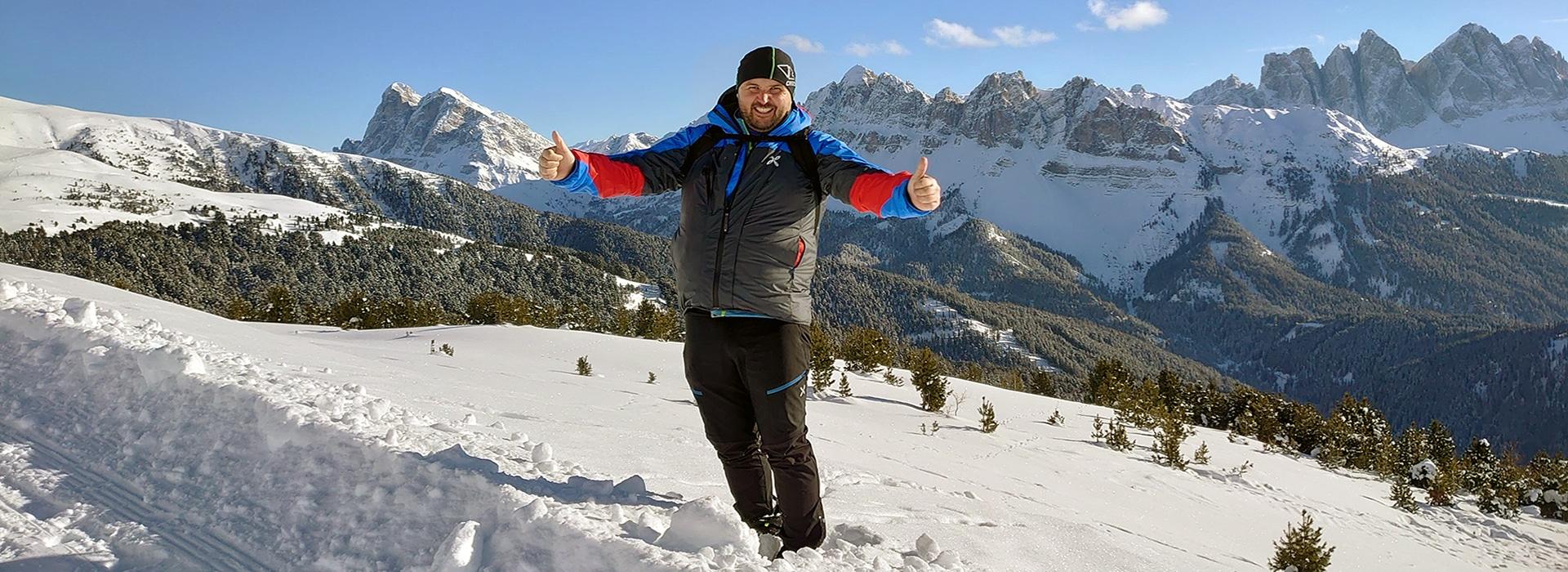 Rossalm – Wandern Plose - Winterwandern Eisacktal - I mog Südtirol – Wandern in Südtirol - Almen in Südtirol – Skigebiet Plose
