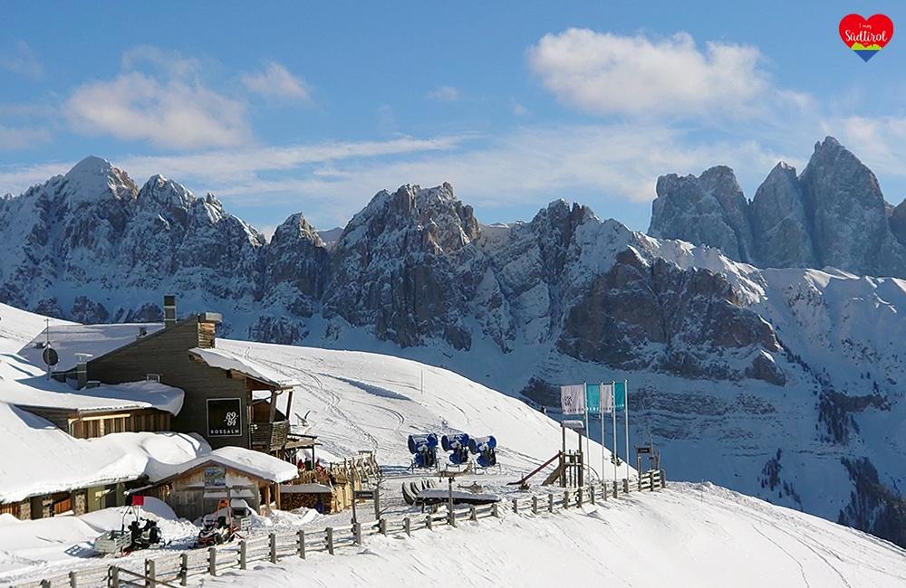 Winterwanderung Rossalm - Rossalm