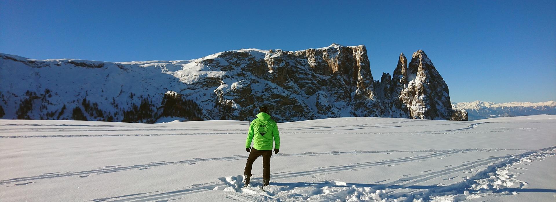 Winterwandern - Seiseralm - Wandern in Südtirol
