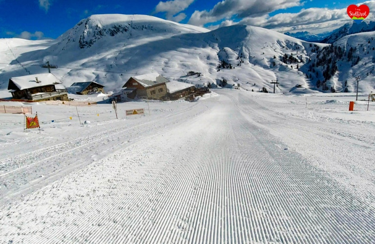 Wintertour Meran 2000