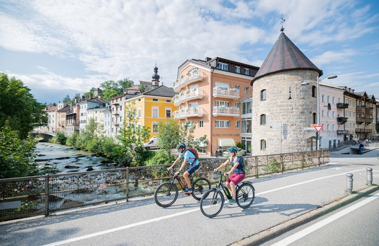 Sommer-Fahrrad © Harald-Wisthaler