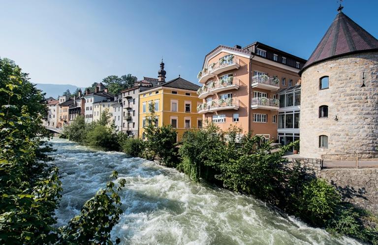Bruneck Stadt ©Harald Wisthaler