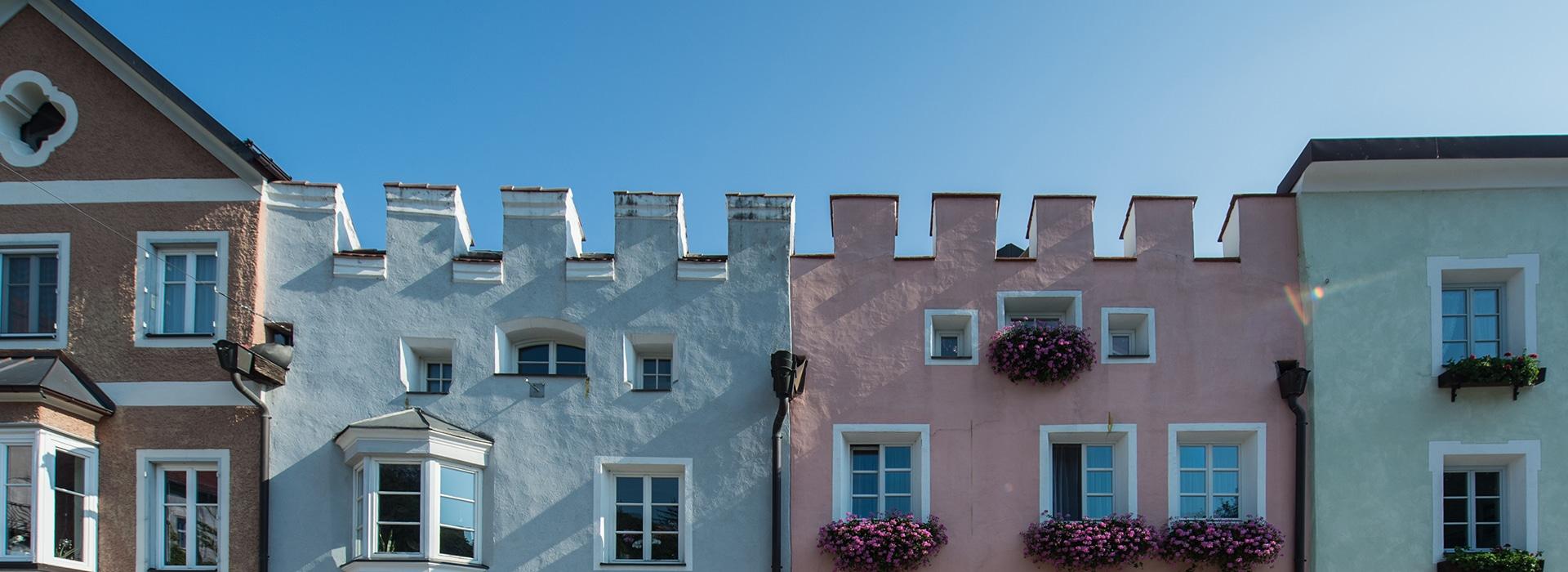 Sommer Stadt ©Harald Wisthaler