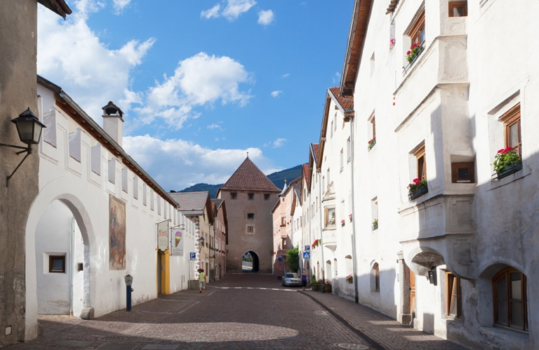 Stadt Glurns © IDM - Frieder Blickle