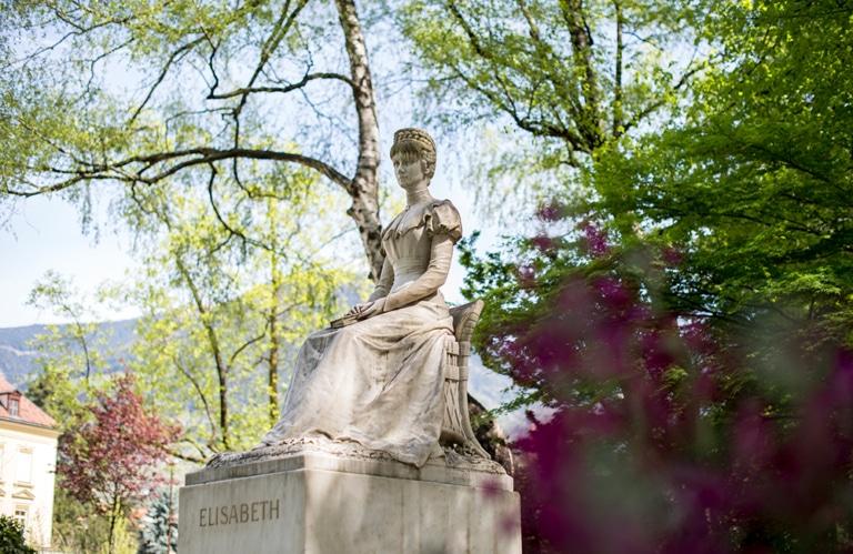 Sissi Denkmal - Sissi Denkmal © IDM - Alex Filz