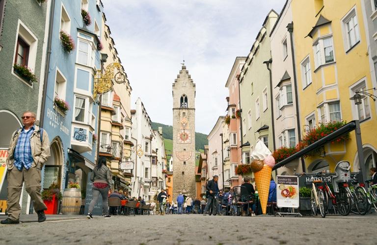 Stadt Sterzing © Tv Sterzing - Stefanie Defregger