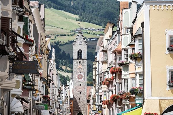 Stadt Sterzing – Gassen (idm – Alex Filz)