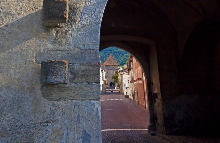 Stadttor in Glurns © IDM -Frieder Blickle
