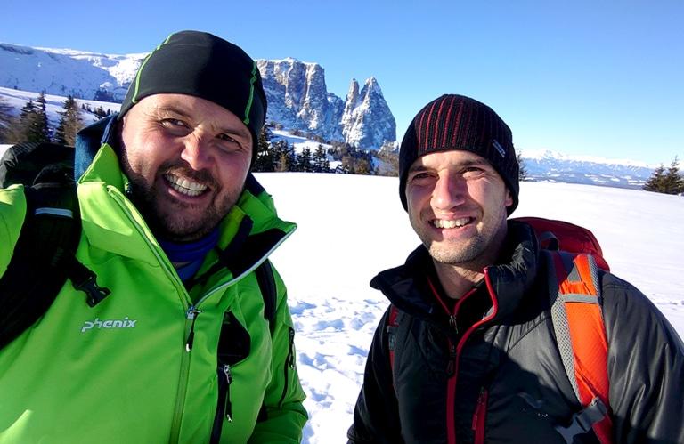 Seiseralm - Südtirol - Winter
