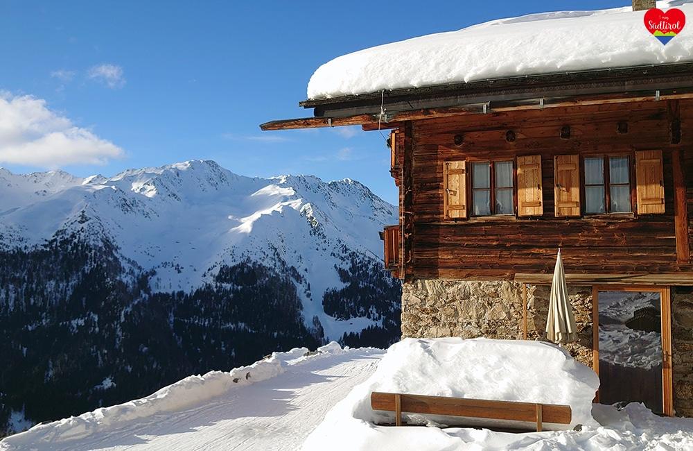 Wintertour zur Uwaldalm