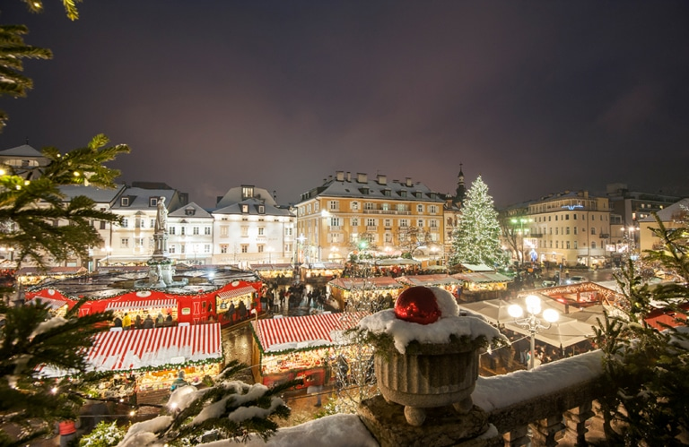 Weihnachtsmarkt Bozen © Tv – Bozen