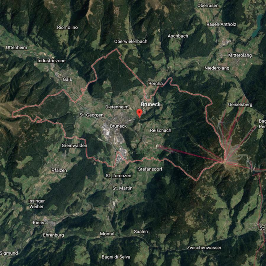 bruneck-karte